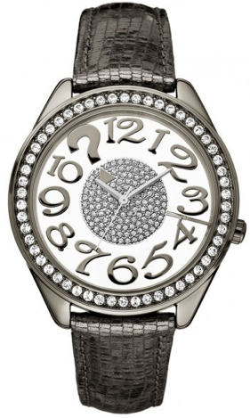 GUESS WATCHES CLEARLY QUIZ - W13096L2