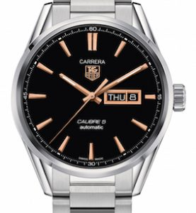 TAG HEUER CARRERA CALIBRE 5 - WAR201C-BA0723_