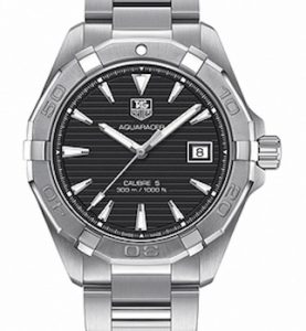 TAG HEUER AQUARACER 300 M CAL 5 40.5 MM - WAY2110-BA0910