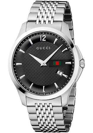 GUCCI WATCH G-TIMELESS SLIM GENT - YA126309