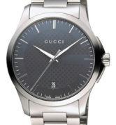 GUCCI WATCH G-TIMELESS MD ANTRACITE - YA126441